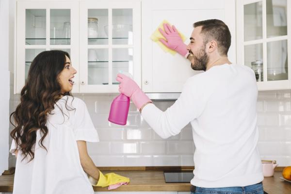 Yuk, Bersih-Bersih Rumah!