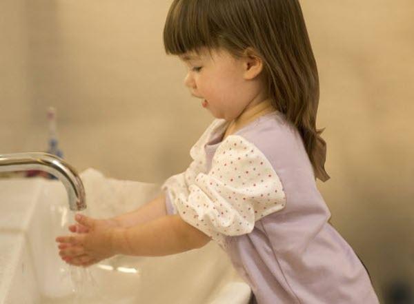 Cuci Tangan dapat Menghindari Penyakit