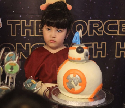 May The Force Be With You, Kiddo!