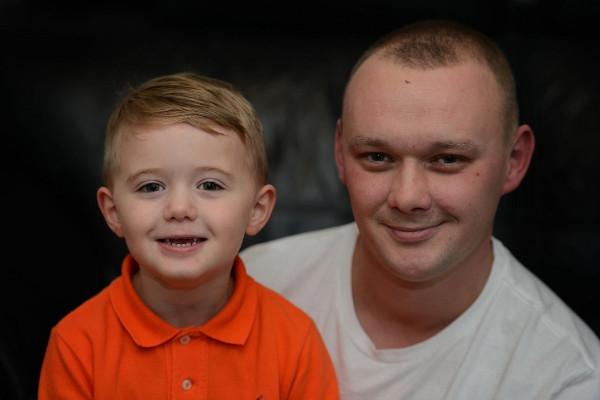 Balita Selamatkan Ayahnya yang Diabetes