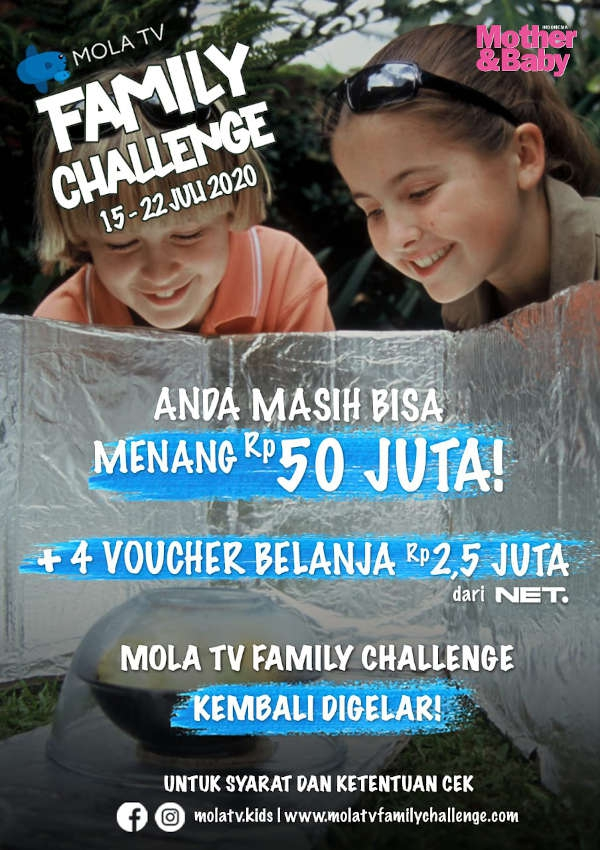 Mola TV Family Challenge