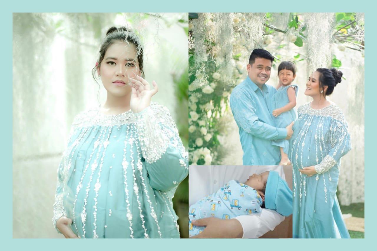 Selamat, Putri Presiden RI, Kahiyang Ayu Lahirkan Anak Kedua