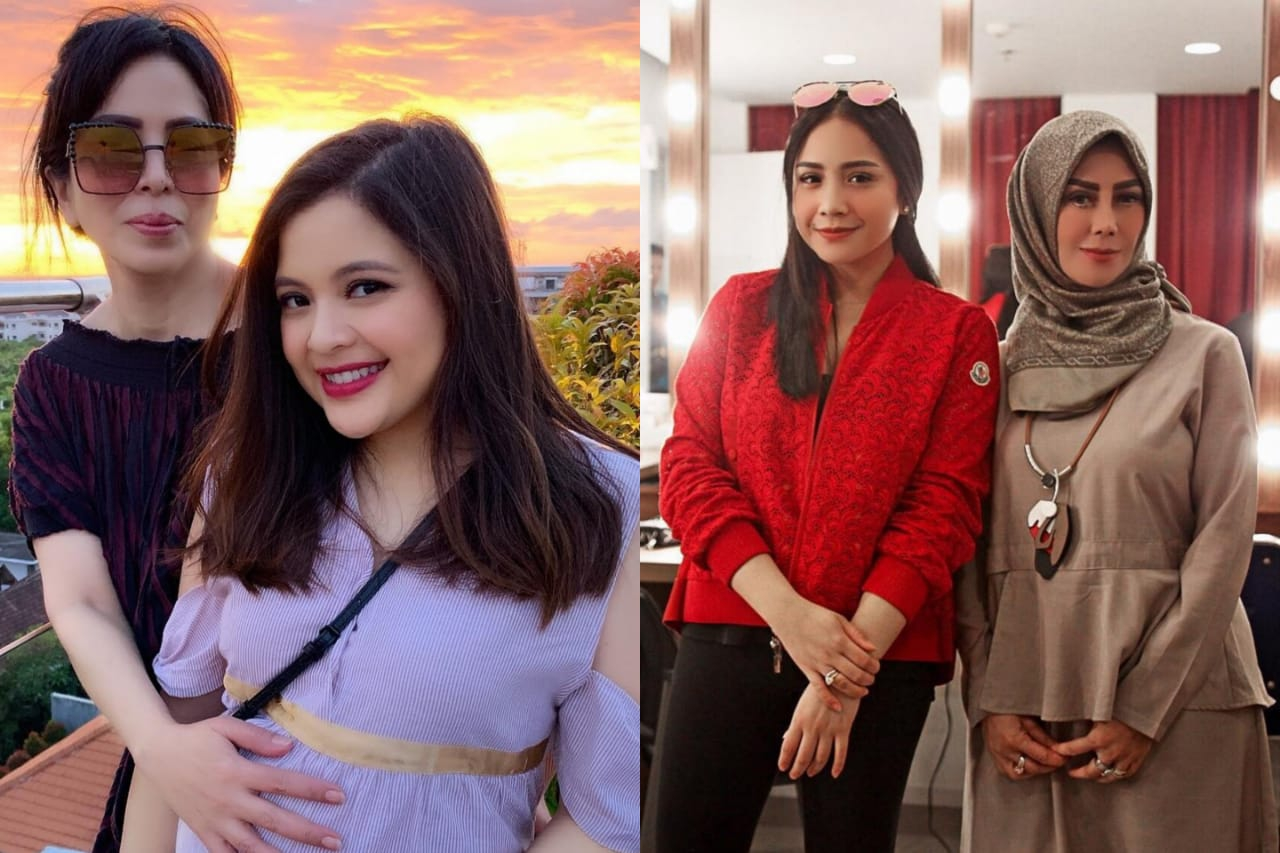 7 Selebriti yang Punya Hubungan Dekat dengan Mertuanya