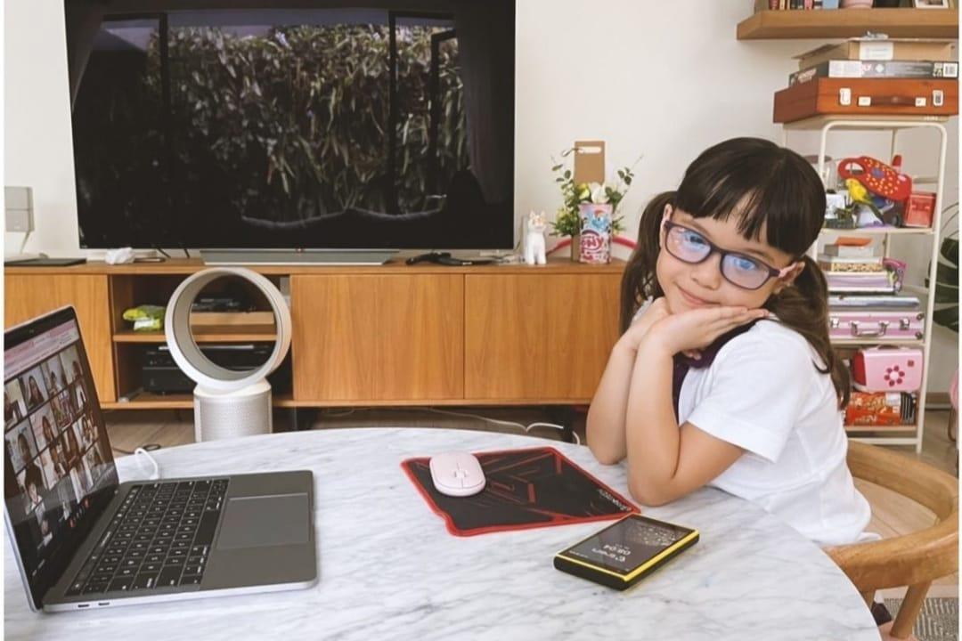 Potret Para Anak Selebriti yang Baru Masuk Sekolah
