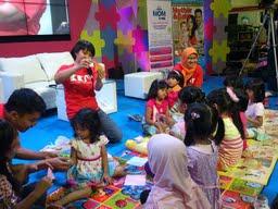 MB Fair 2013: Tingkatkan Minat dan Bakat dengan Cara Kreatif