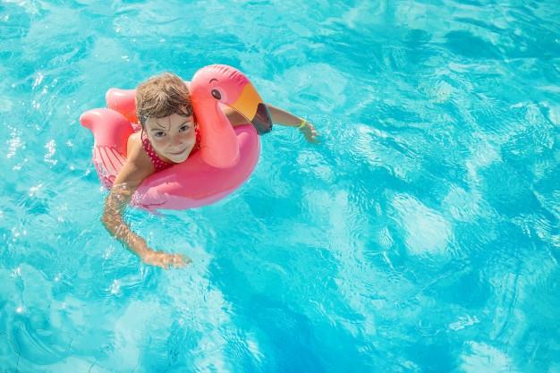 Waspada Penyakit yang Timbul Setelah Anak Berenang