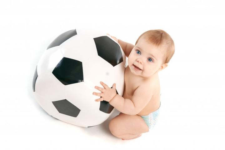 Nama Bayi Terinsipirasi dari Pesepakbola Terkenal