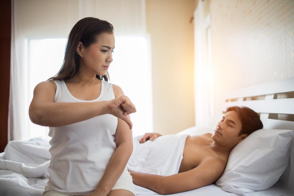 Untuk Suami, Ini Hal yang Tidak Disukai Perempuan saat Bercinta