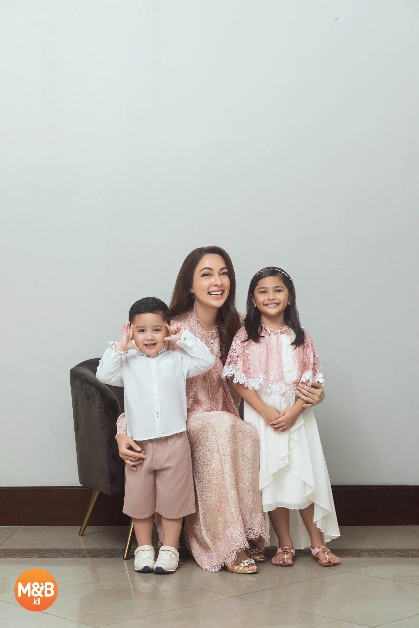 Mom of the Month: dr. Reisa Broto Asmoro