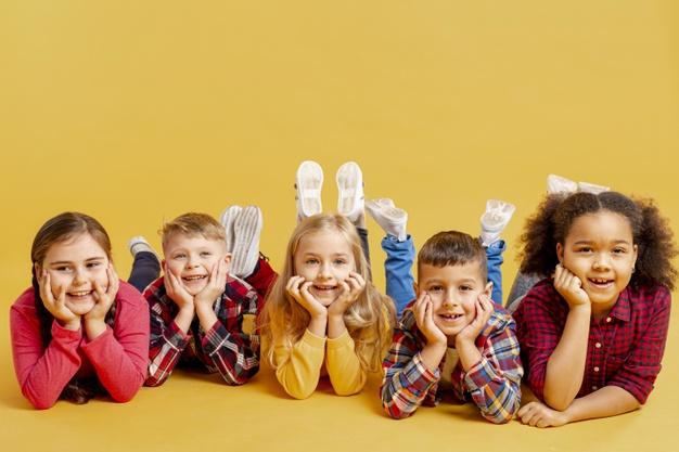 7 Karakter Teman yang Baik bagi Anak