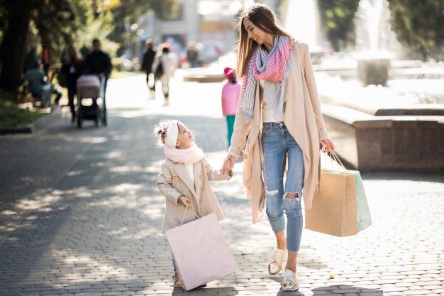 10 Tips Membawa Anak Ke Supermarket