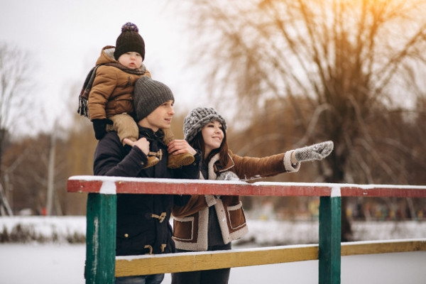 Teman Traveling Keren Bersama Anak
