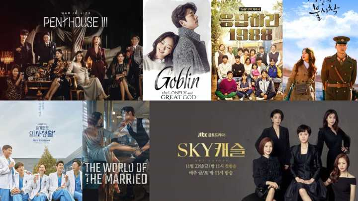 Wajib Tonton! 7 Drama Korea dengan Rating Tertinggi Sepanjang Masa