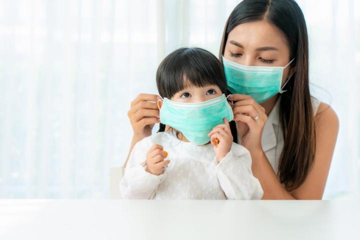 Pemakaian Masker Pelindung pada Anak, Perlu atau Tidak?