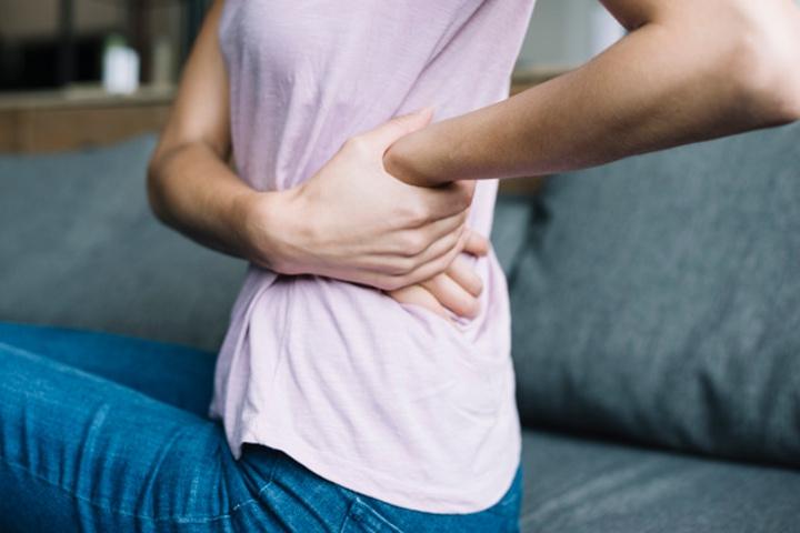 Sakit Tulang Ekor, Gangguan pada Ibu Usai Melahirkan
