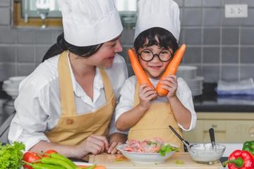 Cerita yang Menarik untuk Membuat si Kecil Suka Sayuran