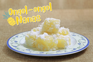 M&B Resep: Ongol-ongol Nanas