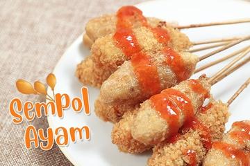 M&B Resep: Sempol Ayam