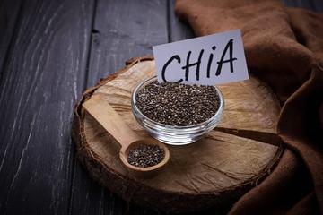 Ibu Menyusui, Yuk Konsumsi Chia Seed, Ini Manfaatnya