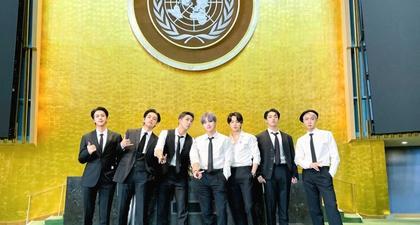Misi BTS di PBB, Sampaikan Keresahan Kaum Muda di Masa Pandemi